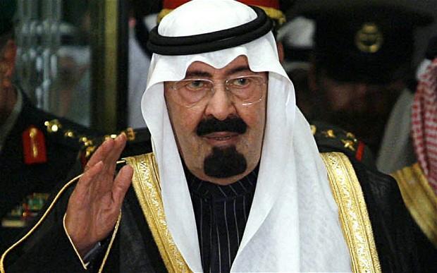 سعودی حکمراں شاہ عبداللہ عالمی ثقافتی شخصیت قرار