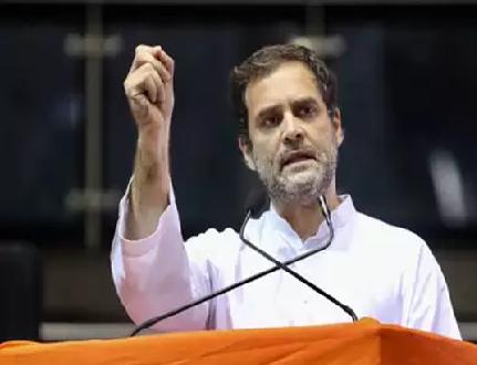 آندھرا پردیش کو خصوصی ریاست کا درجہ کانگریس کے منشورمیں شامل ہوگا: راہل گاندھی
