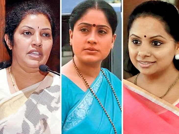 تلنگانہ: انتخابی مہم کے لئے 3 خواتین رہنماؤں کی مودی، راہول اور کے سی آر سے زیادہ مانگ