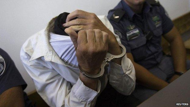 ایران کے لیے جاسوسی کی پاداش میں یہودی کو ساڑھے چار سال قید