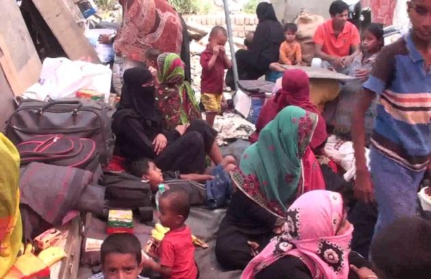 برما واپس چلے جانا چاہیے روہنگیا پناہ گزینوں کو:راج ناتھ سنگھ