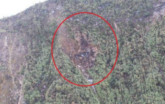 اے این 32طیارہ حادثے میں فضائیہ کے سبھی 13جوانوں کی موت