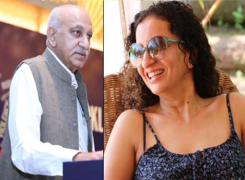 اکبر کا استعفی: پریا رمانی نے کہا، ہم صحیح ثابت ہوئے، اب کورٹ سے انصاف کا انتظار