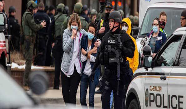 امریکہ میں فائرنگ کا ایک اور واقعہ، 10 افراد کی موت