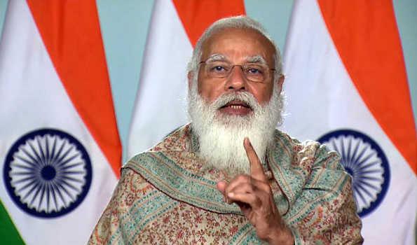 گلمرگ میں 'کھیلو انڈیا' کا دوسرا ایڈیشن شروع، وزیر اعظم نے ویڈیو کانفرنسنگ کے ذریعے افتتاح کیا