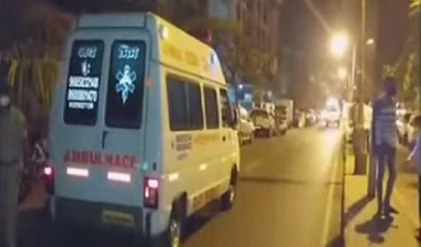 ویرار اسپتال کے آئی سی یو وارڈ میں آتشزدگی کے نتیجے میں 13 کورونا مریض ہلاک