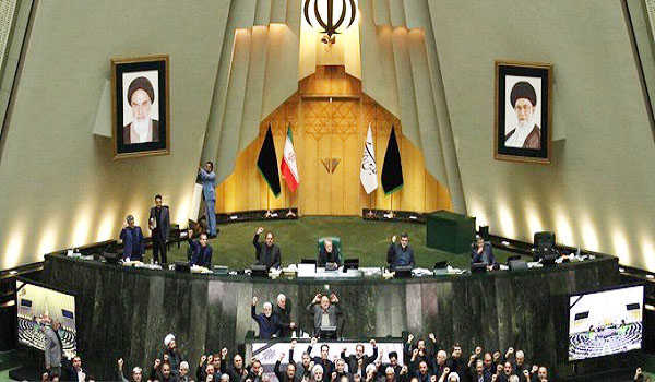 ایرانی پارلیمنٹ نے پینٹاگن کو دہشت گرد تنظیم قرار دیا
