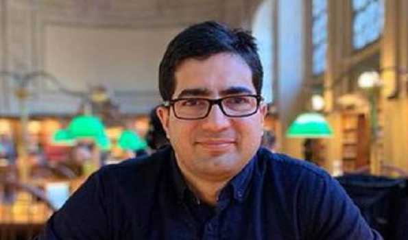 کشمیر: سابق آئی اے ایس افسر شاہ فیصل پر پی ایس اے عائد