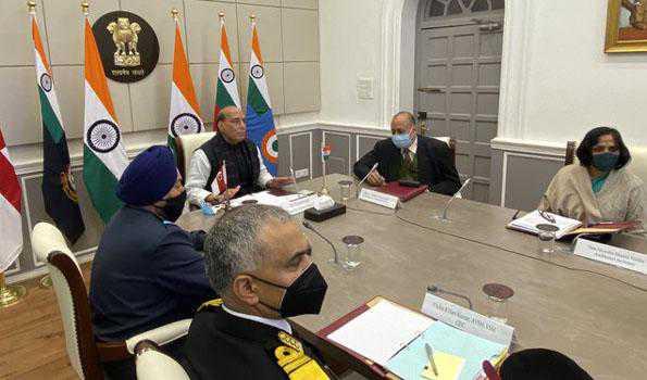 ہندوستان اور سنگاپور نے سمندری شعبے میں تعاون کے سمجھوتے پر دستخط کئے