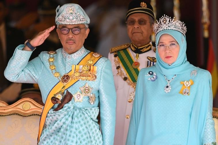 سلطان عبداللہ بنے ملائیشیا کے نئے بادشاہ