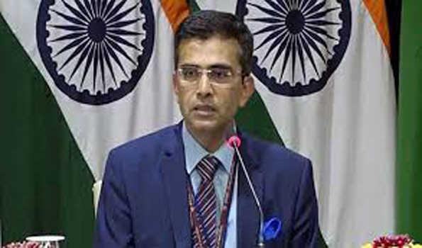 جموں و کشمیر پرترکی کے تبصرہ کو ہندوستان نے مسترد کردیا