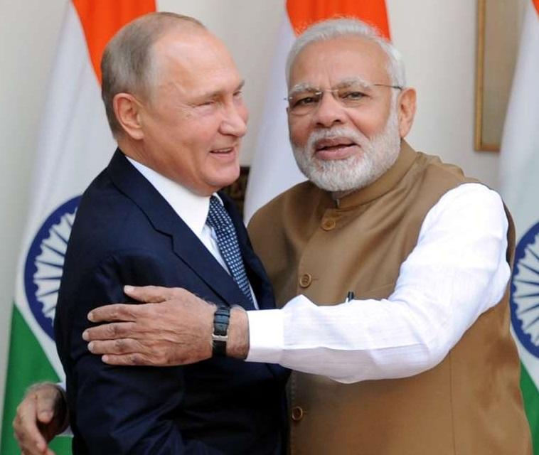 ہندوستان -روس اقتصادی مذاکرات کا پلیٹ فارم تیار