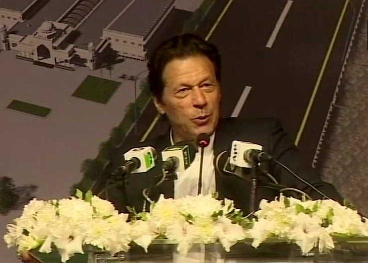 ہم ہندوستان کے ساتھ آگے بڑھنا چاہتے ہیں:عمران خان