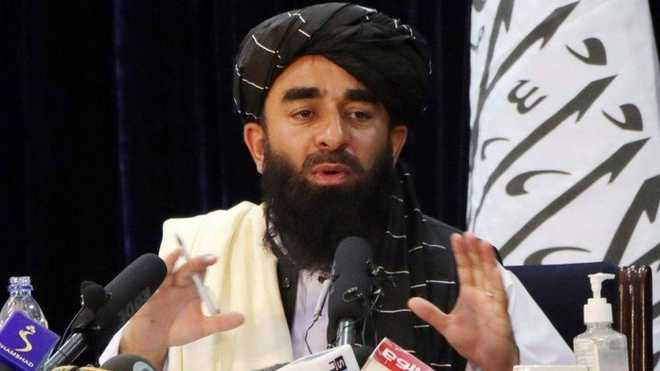 امریکہ سے افغانستان نے مکمل آزادی حاصل کرلی۔ ذبیح اللہ