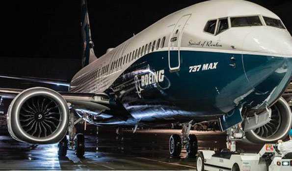 بوئنگ 737 طیاروں پر50 ممالک نے روک لگائی