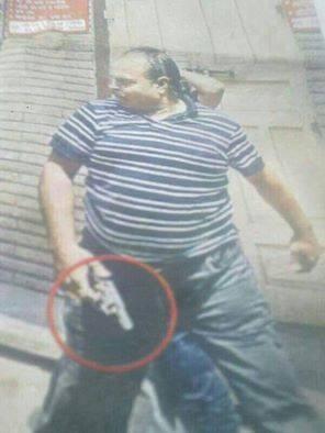 فساد کے دوران پولیس کے لا پرواہی عیاں !!!