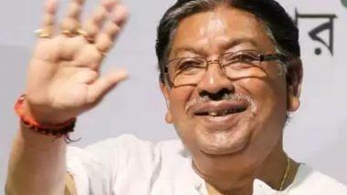 مغربی بنگال کانگریس ریاستی صدر سومین مترا کا انتقال