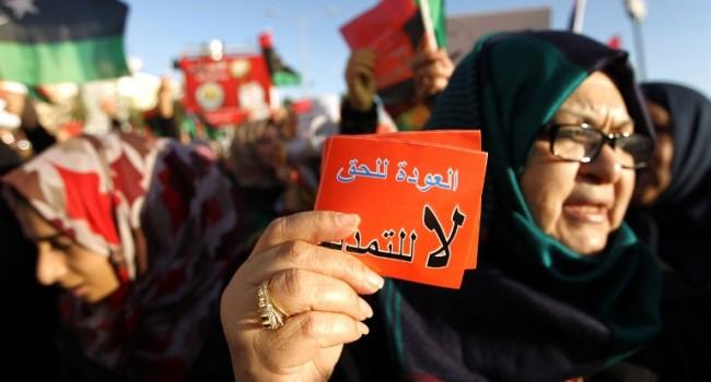 لیبیا میں قذافی کے اقتدار کے خاتمے کے تین سال مکمل
