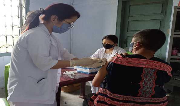 ملک میں 16.49 کروڑ سے زائد لوگوں کو کووڈ ۔19 کا ٹیکہ لگایا گیا