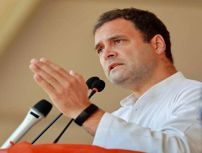 ہیمنت کرکرے ملک کی حفاظت کرتے ہوئے شہید ہوئے، ان کا احترام ہونا چاہئے: راہل گاندھی