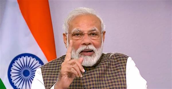 وزیر اعظم کاآج رات بارہ بجے سے 21دن تک لاک ڈاؤن کا اعلان