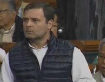 رافیل میں بڑا گھپلہ، حکومت جے پی سی تشکیل دے: راہل