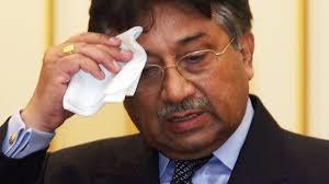 غداری کیس میں پرویز مشرف کے قابل ضمانت وارنٹ گرفتاری جاری