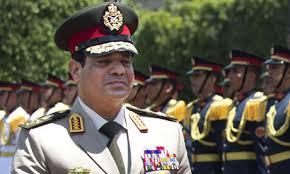 مصری وزیراعظم نے جنرل السیسی کی صدارت کے لیے حمایت کردی