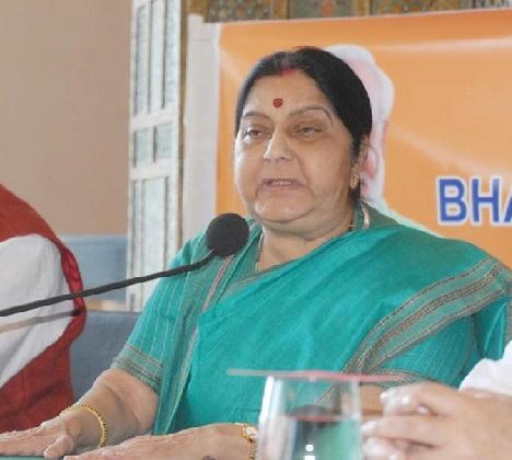 سارک SAARC کانفرنس میں شامل نہیں ہو گا ہندوستان، سشما نے کہا پہلے دہشت گردی روکے PAK