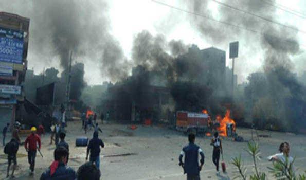 شمال مشرقی دہلی میں تشدد میں مرنے والوں کی تعداد 9، حالات کشیدہ