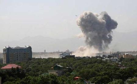 کابل میں بم دھماکہ،34ہلاک ،68 زخمی