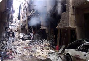 شام میں پرتشدد کارروائیوں میں مزید سات فلسطینی شہید
