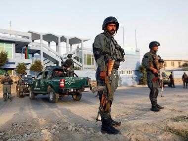 افغانستان: وزارت کے دفتر کے باہر خودکش دھماکہ، 12 افراد ہلاک
