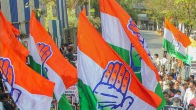کانگریس کی 30 نومبرکو 'بھارت بچاؤ ' ریلی