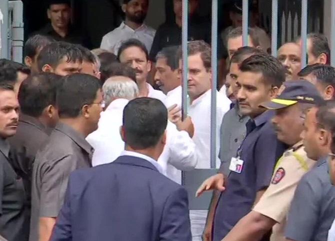 راہل گاندھی کو آر ایس ایس ہتک عزت معاملے میں ضمانت