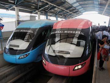 ممبئی میں منو ریل کا افتتاح