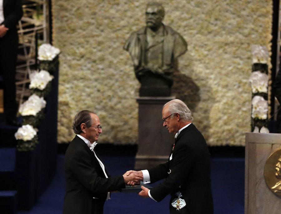نوبل ایوارڈ 2013 میں امریکی سب سے زیادہ