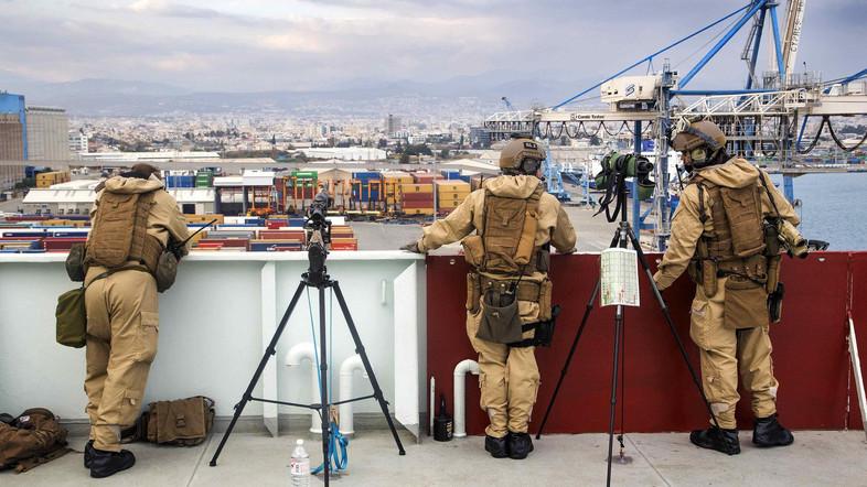 نیٹو شامی کیمیائی ہتھیار تلف کرنے کیلیے تیار ہے، نیٹو جنرل