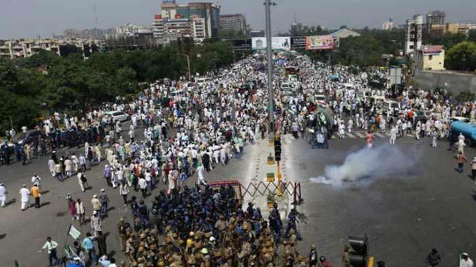 دہلی میں 29 اور 30 نومبر کو پھر جمع ہونگے ملک بھر کے کسان