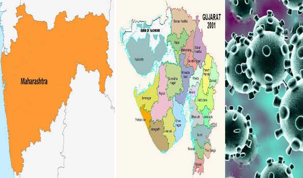 کورونا وائرس : دو ریاستوں میں 50 فیصد سے زیادہ ہلاکتیں