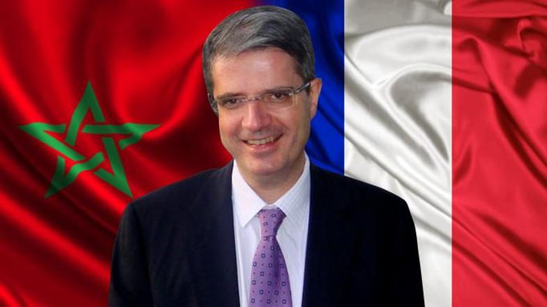 فرانسیسی سفیر نے مراکش کو فرانس کی بیوی قرار دیدیا