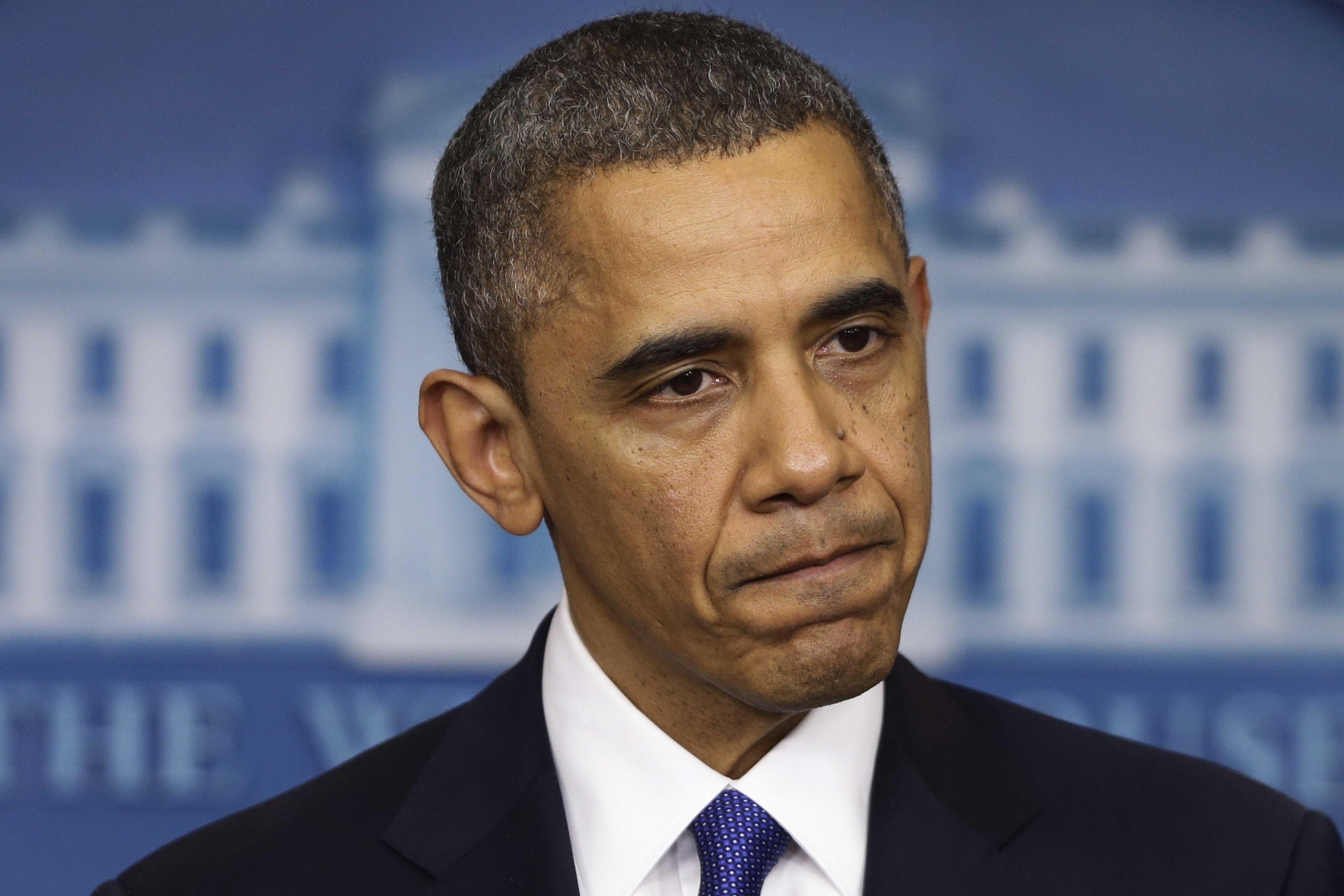 امریکہ میں 53فیصد عوام صدر اوباما کے پالیسیوں سے ناراض