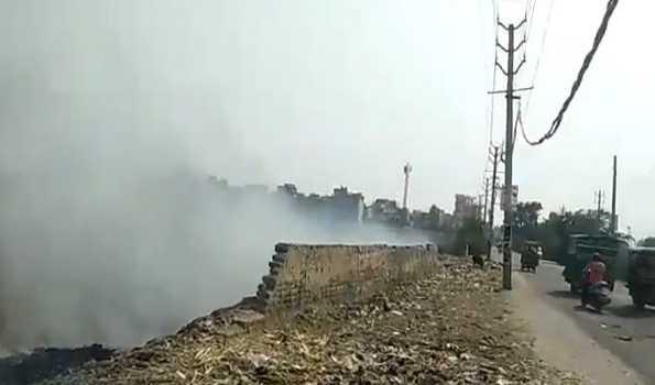 دہلی میں ائر کوالٹی بہت خراب، سانس لینے میں دشواری