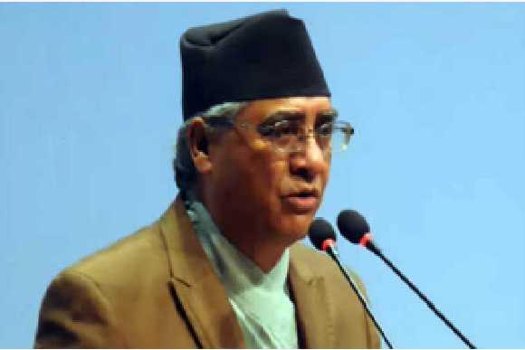 شیر بہادر دیوبانے نیپال کے وزیر اعظم مقرر