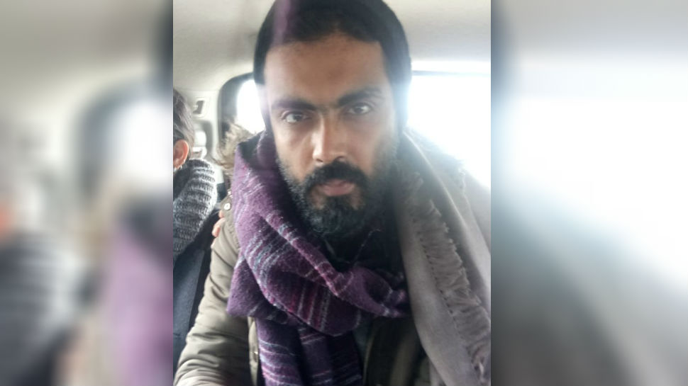 شرجیل امام بہار سے گرفتار