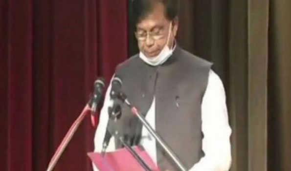 بہار کے وزیرتعلیم میوالال چودھری نے استعفیٰ دیا