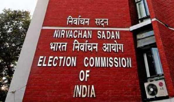 الیکشن کمیشن نے انتخابی نتائج کے بعد فتح کے جشن پر پابندی عائد کردی