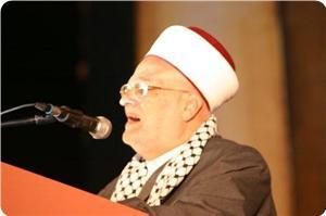 امریکا فلسطین میں یہودی بستیوں کا کینسر قائم رکھنا چاہتا ہے:خطیب مسجد اقصیٰ