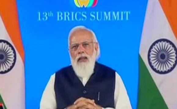 برکس ابھرتی ہوئی معیشتوں کے لیے ایک بااثر آواز بن کر ابھری ہے: وزیر اعظم مودی
