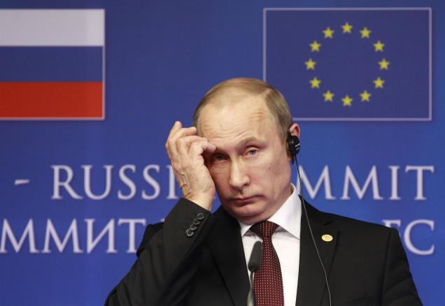 روس کی جی- 8 رکنیت معطل